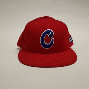 Other - 2006 Cuba World Baseball Classic Fitted